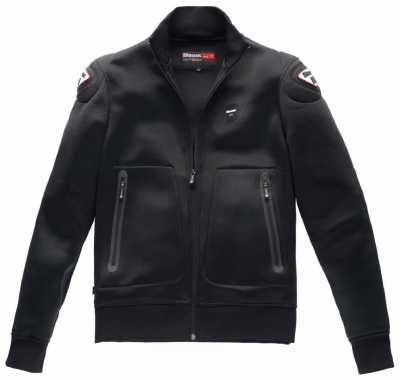 Мотокофта Blauer Easy Air Black Print