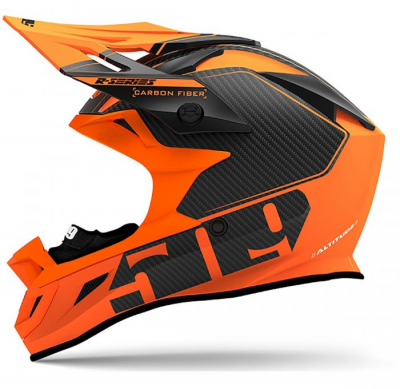 Шлем 509 Altitude Carbon MIPS™ Pro R-Series Orange