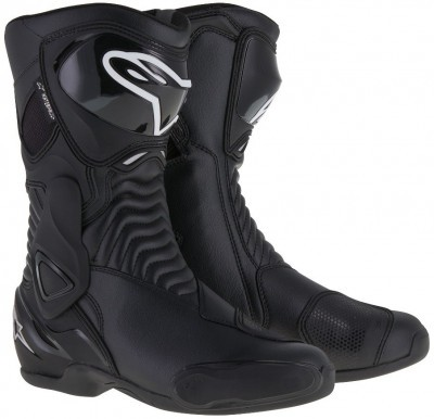 Мотоботы Alpinestars Stella SMX-6 Waterproof Black