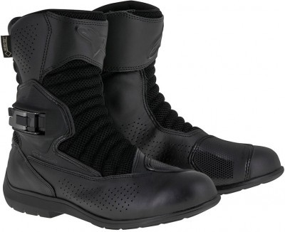 Мотоботы Alpinestars Multiair XCR Gore-Tex Black