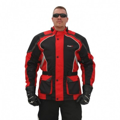 Мотокуртка Restyle Dynatec Jacket Men, красный
