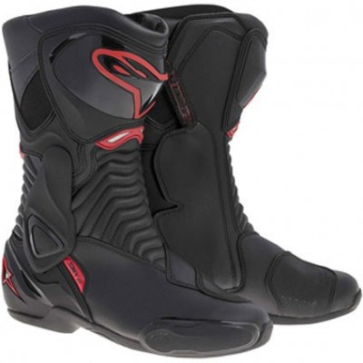 Мотоботы Alpinestars SMX-6 Black/Red