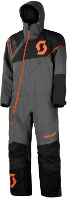 Комбинезон Scott Monosuit DS Dark Grey/Black