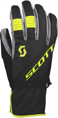 Перчатки Scott Arctic GTX Black/Safety Yellow