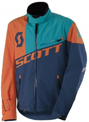 Куртка Scott Shell Pro Aqua Blue/Orange