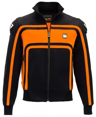 Мотокофта Blauer Easy Rider Black Orange
