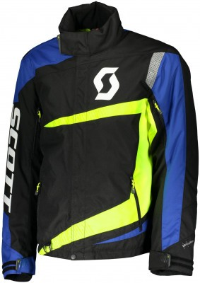 Куртка Scott TeamR Black/Blue