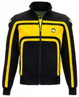Мотокофта Blauer Easy Rider Black Yellow