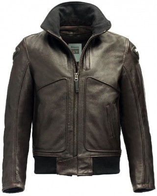 Мотокуртка Blauer Thor Brown кожаная
