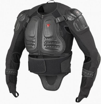 Моточерепаха Dainese Light Wave Jacket D1 3 Nero