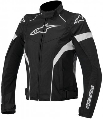 Мотокуртка женская Alpinestars Stella T-GP Plus R Air Black/Whit