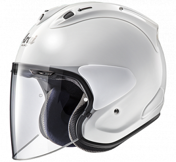 Мотошлем Arai SZ-R Vas, цвет Diamond White