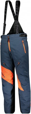 П/комбинезон мужской Scott CompR Midnight Blue/Shocking Orange