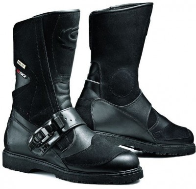 Мотоботы Sidi Canyon Gore-Tex Black