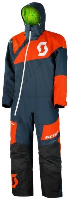 Комбинезон Scott Monosuit DS Midnight Blue/Tangerine Orange