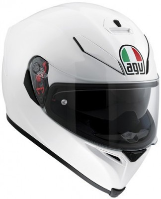Мотошлем AGV K-5 S Solid Pearl White
