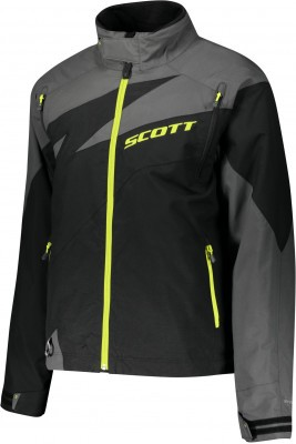 Куртка Scott CompR Black/Dark Grey