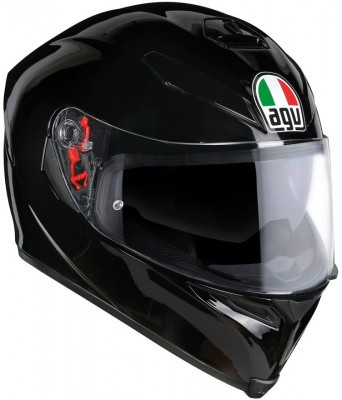 Мотошлем AGV K-5 S Solid Black