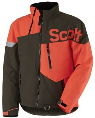 Куртка Scott DS Pro Fluo Red/Dark Grey