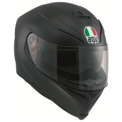 Мотошлем AGV K-5 S Solid Matt Black