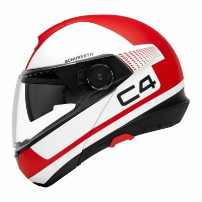 Мотошлем Schuberth C4 Pro Legacy red