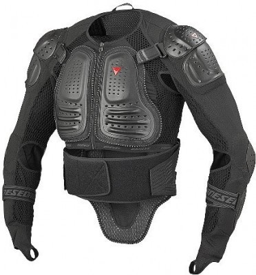 Моточерепаха Dainese Light Wave Jacket D1 2 Black