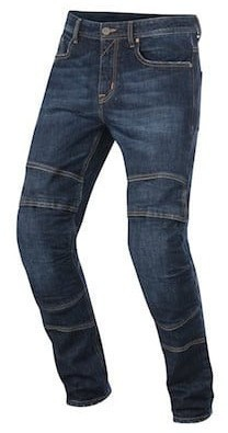 Мотоджинсы Alpinestars Crank Denim Dark Rinse