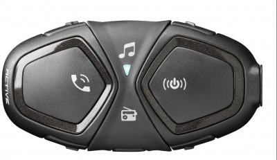 Мотогарнитура Bluetooth Interphone Active одинарная