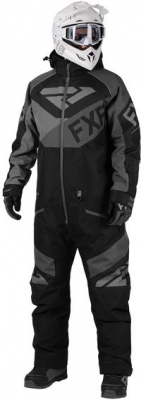 FXR Комбинезон M FUEL FX MONOSUIT Black/Char/Grey