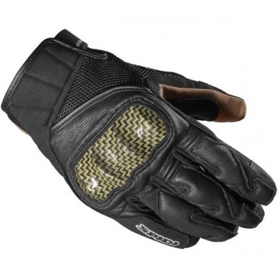 Перчатки Spidi Rebel Glove Black/Yellow