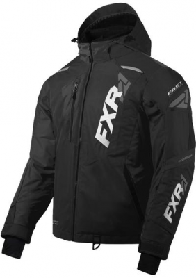 FXR Куртка MISSION FX Jacket Black