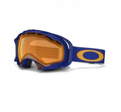 Маска Oakley Splice Saphire Blue (Persimmon)